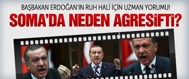 Erdoğan'ın öfkeli ruh hali için uzman yorumu!