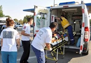 Hamile Kadın Trafik Kazasında Can Verdi