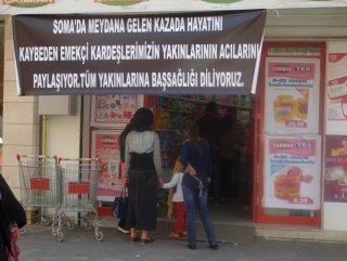 Hükümet Soma'daki esnafın borçlarını erteliyor