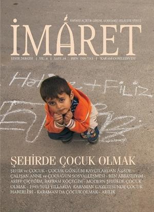 İmaret Dergisi nin 14. Sayısı Okuyucularıyla Buluştu