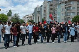Karaman da 1 Mayıs Kutlamaları