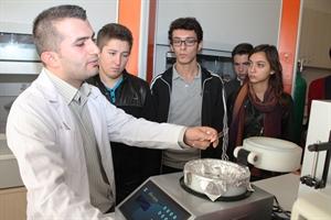 Karaman da 40 Öğrenciye Bilim Eğitimi Verilecek.