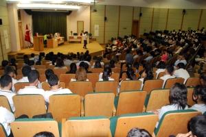 Karaman da Liseler Arası Münazara Yarışması