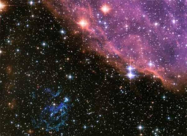 Ölüm yıldızı bulundu