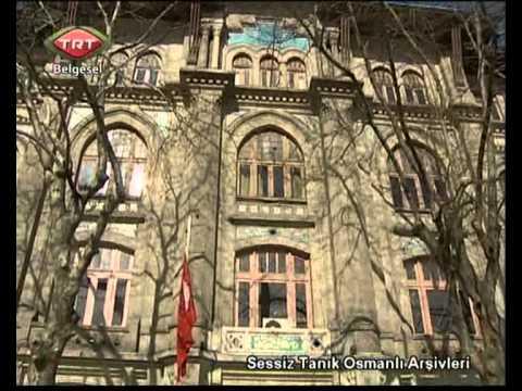 Sessiz Tanık Osmanlı Arşivleri 1.bölüm TRT Belgesel