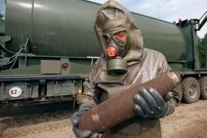 Suriye nin Kimyasal Silahlarının İmhası