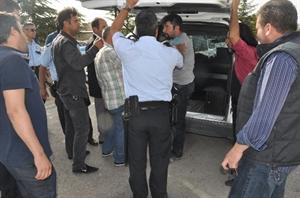 Karaman da Kasa Hırsızlığı