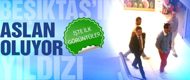 Beşiktaş'ın yıldızı Aslan oluyor