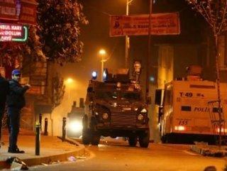 Okmeydanı'nda izinsiz gösteriye müdahale