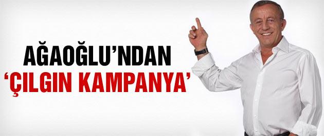 Ali Ağaoğlu çılgın kampanya yüzde 1 peşinat ve…