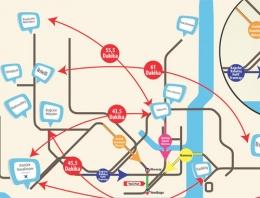Metro hattındaki ev fiyatları ne kadar arttı?