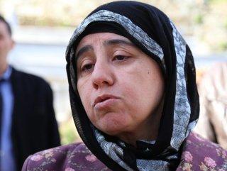 Şehit Savcı Kiraz'ın eşi: Tüm milletimizin başı sağolsun